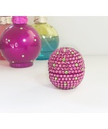 Embellished organic eos lip balm. Wildberry, Britney Spears Fantasy insp... - $18.42