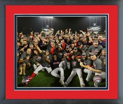 Boston Red Sox Celebrate Winning the 2018 World Series-11x14 Matted/Framed Photo - $42.95