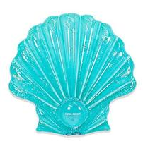 Swim About Large Big Seashell Inflatable Pool Rafts Ride Ons Floats Beach Swim T
