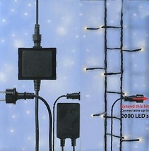 LED's Connect 24V Starter Kit - Transformer, Controller and 2 Sets of Ch... - £74.73 GBP