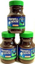 Maxwell House The Original Roast Decaf Instant Coffee 8 oz ( Pack of 3 ) - $22.76