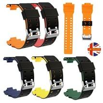 Watch Strap to Fit Casio G Shock  GA100 GA110 GA120 GD100 GD110 GD120 GA... - $25.72