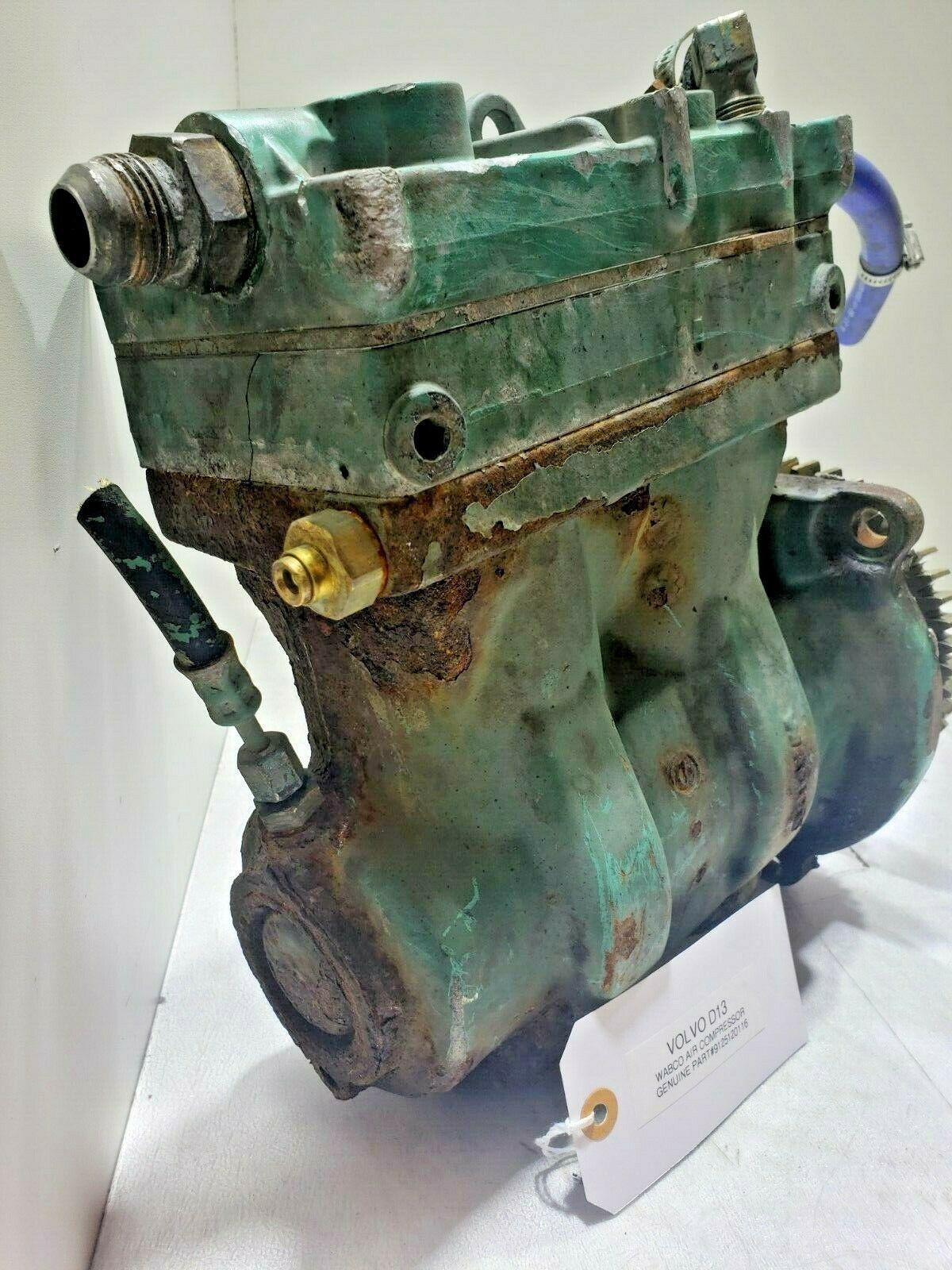 AIR Compressor Wabco VOLVO VNL D13 9125120116 OEM image 6