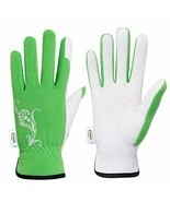 Gardening Gloves for Women. Goatskin Garden Gloves. Stretchy, breathable... - £13.89 GBP