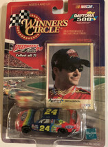 Vintage Jeff Gordon Winner's Circle Car New Old Stock - $6.92