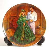 Knowles Scarletts Green Dress from Gone With The Wind collection Raymond... - $39.99