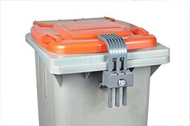 Conpotech Co.,Ltd Garbage Lock Trash can lid Lock Garbage can Security b... - €28,83 EUR