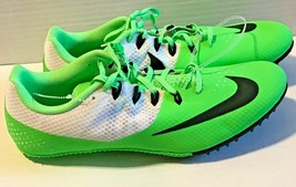 Nike Racing Zoom Rival S Sprint Mens Spikes 806554-300 Voltage Green Siz... - $19.75