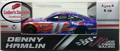 Denny Hamlin 2018 #11 FedEx Express Toyota Camry 1:64 ARC - NASCAR