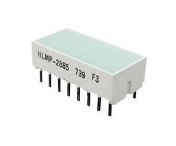 HLMP-2885 Green Light Bar Display,  - $8.54