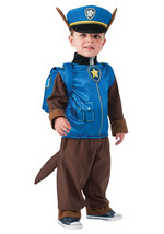 """Toddler/Child """"Paw Patrol"""" Chase the German Shepherd Costume by Rubies™ - $33.50"""