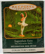 Hallmark  Sugarplum Fairy 2000 The Nutcracker Ballet Miniature Keepsake Ornament - $16.13