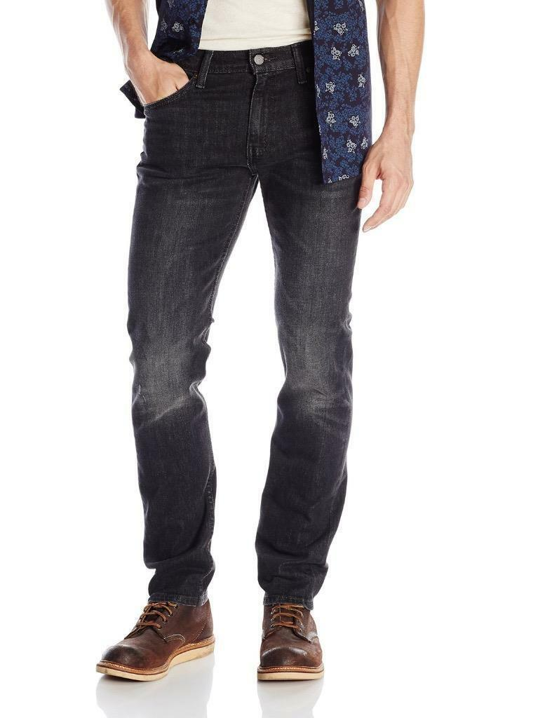 NEW LEVI'S STRAUSS 511 MEN'S ORIGINAL SLIM FIT PREMIUM JEANS PANTS 511-1844