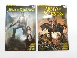 Army of Darkness 48 Page Special 1992.1 Cover A & B Lot Dynamite Comic B... - $38.62