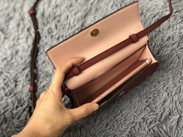 Tory Burch Block-T Phone Leather Crossbody Bag image 6