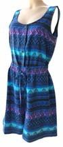 Kathie Lee Collection Sleeveless Romper Smocked Waist Size 8   - €11,59 EUR