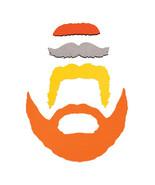 Balboa WNFMV-P01 Modi-Face Mask Accessory Pack - Mustache Pack - £7.15 GBP