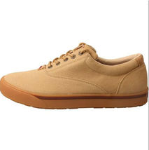 Twisted X Men's Hooey Lopers Beige Canvas Sneaklers Casual Shoes Mhyc003 10 1/2 image 3