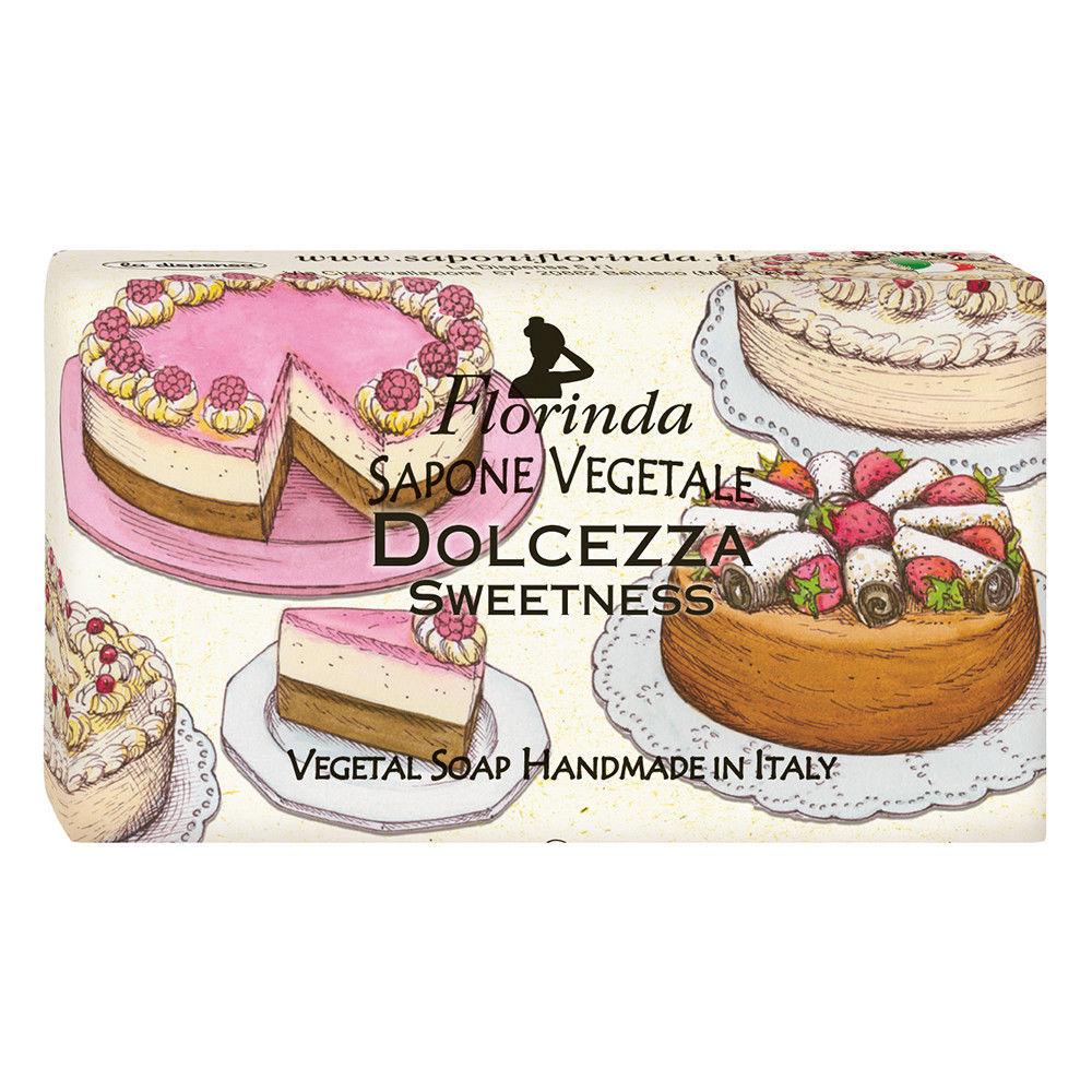 Florinda Sweet Life Sweetness Vegetal Soap Bar 100g 3.5oz