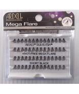 Ardell Eyelash Knot Free Mega Flare Individual Short Black (pack of 4) - $16.99