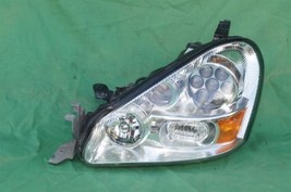 05-06 Infiniti Q45 F50 HID XENON Head Light Headlight Lamp Driver Left LH