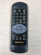 Audiovox Remote Control- Tested And Cleaned                                 (P1)
