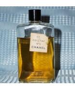 Vintage 1940's Chanel No. 5 Eau De Cologne 1.5 oz - $63.98