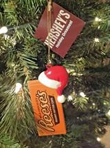 Kurt S Adler Christmas Ornament Hersheys Reeses Peanut Butter Cups Candy - $9.41
