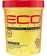 Eco Styler Professional Moroccan Argan Oil Styling Hair Gel Maximum Hold... - $16.78