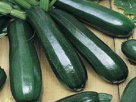 75 Zucchini Summer Squash Seeds Black Beauty Heirloom Gardening - $1.79