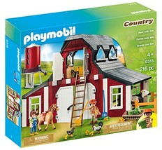 PLAYMOBIL® Barn with Silo - $48.24