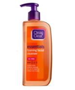 Clean & Clear Essentials Foaming Facial Cleanser Oil Free 8 Fl. Oz (2 Pa... - $51.16