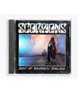 Scorpions - Best of Rockers 'N' Ballads - $6.00