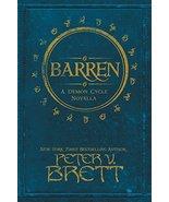 Barren (Demon Cycle) [Paperback] Brett, Peter V - $4.41