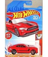 2018 Hot Wheels #337 Muscle Mania 9/10 2018 FORD MUSTANG GT Red w/Black ... - €5,52 EUR