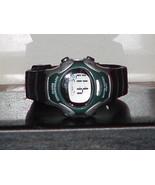 Pre-Owned Boy's Green & Gray Digital Chronograph Quartz Watch - $6.44