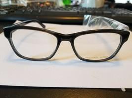 NEW Michael Kors MK 829M 025 Eyeglasses Frames Glasses Gray Horn 51-17-140 - $53.46