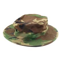 Outdoor Casual Combat Camo Ripstop Jungle Sun Hat Cap Fishing Hiking   W... - $8.54