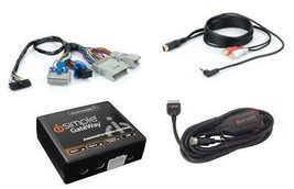 Bluetooth streaming music kit +3.5mm aux audio input for many 2003+ GM radios image 2
