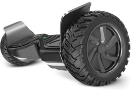 "2018 All-Terrain 8.5"" Bluetooth Speaker Off Road Balance Scooter HoverBoard - $349.00"