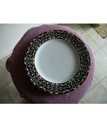 American Atelier dinner plate (Valencia) 5 available - $10.84