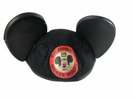 1970's Walt Disney World Prod. Mickey Mouse Ears VINTAGE - $24.74