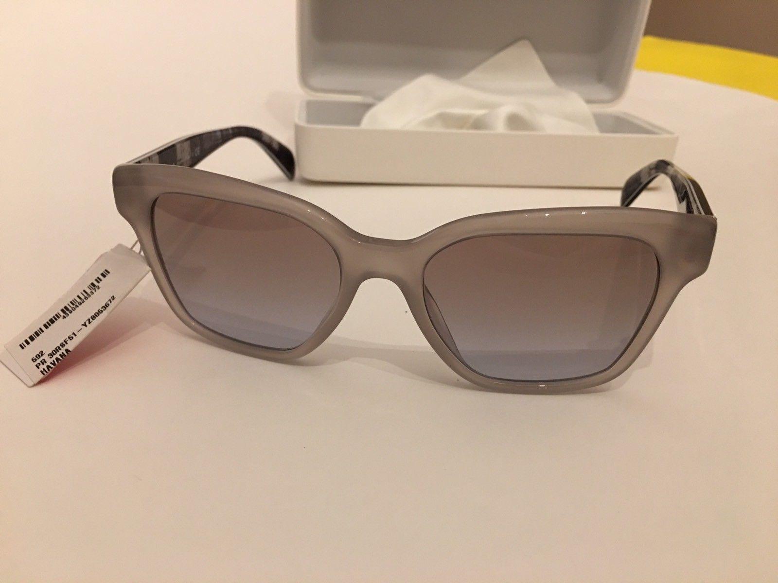 7a8d63ad65 Prada Sunglasses Gray w  Gradient Gray and similar items