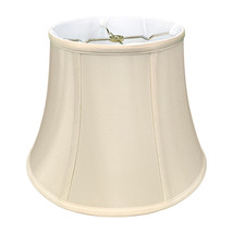 Royal Designs Modified Bell Lamp Shade - Beige - 11 x 18 x 13.5 - $74.95
