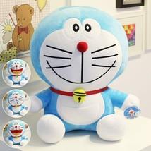 Hot Anime 25cm Stand By Me Doraemon Plush Toys CuteCat  doll Soft Stuffed - $15.80