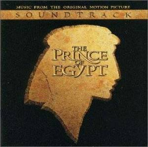 Prince Of Egypt, The by O.S.T. Cd
