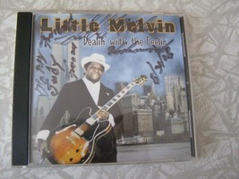 Little Melvin Dealin' With the Feelin' CD 1998 Autographed - $26.99