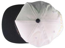 Motivation Du Cant Gewinnen Naval Creme Beige Khaki Snapback Baseballkappe Nwt image 6