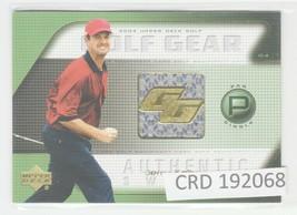 2004 Upper Deck Golf Gear Par Single #JK-GG Jerry Kelly Card 192068 - $0.98