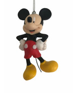 Disney Junior Mickey Mouse Christmas Tree Ornament Hallmark Wire Tail Ne... - $7.37